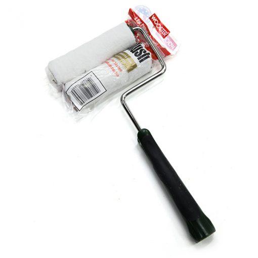 Limbowand kleine rollerhouder met 2 rollers voor fotografen